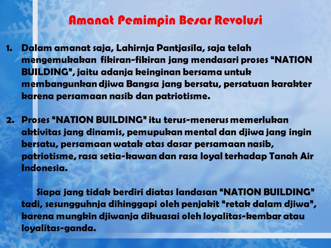 Amanat Pemimpin Besar Revolusi