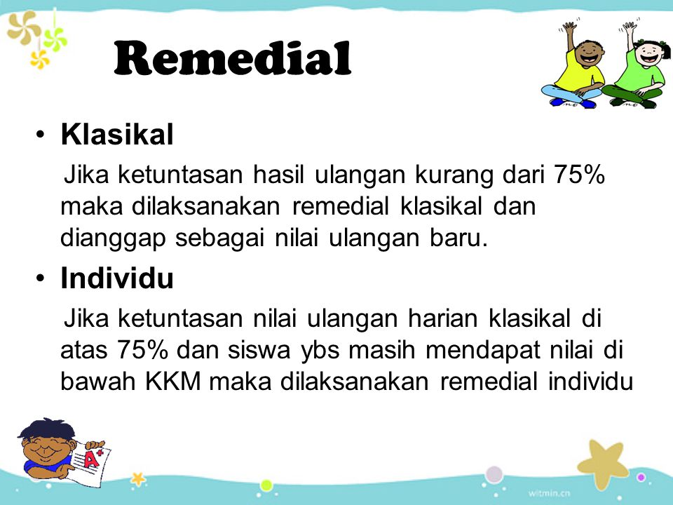 Remedial Klasikal Individu