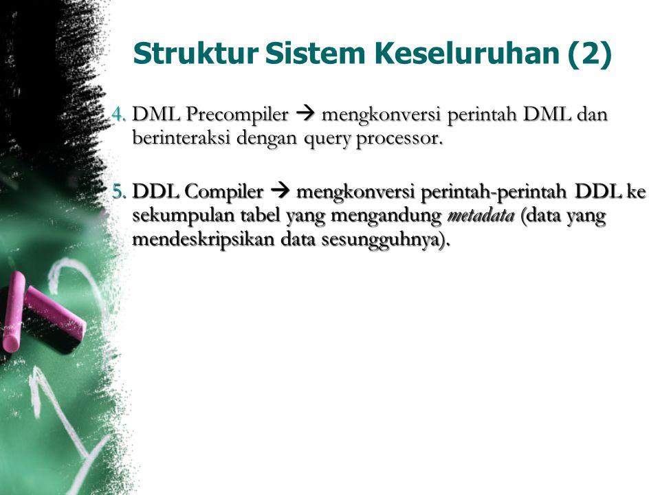 Struktur Sistem Keseluruhan (2)