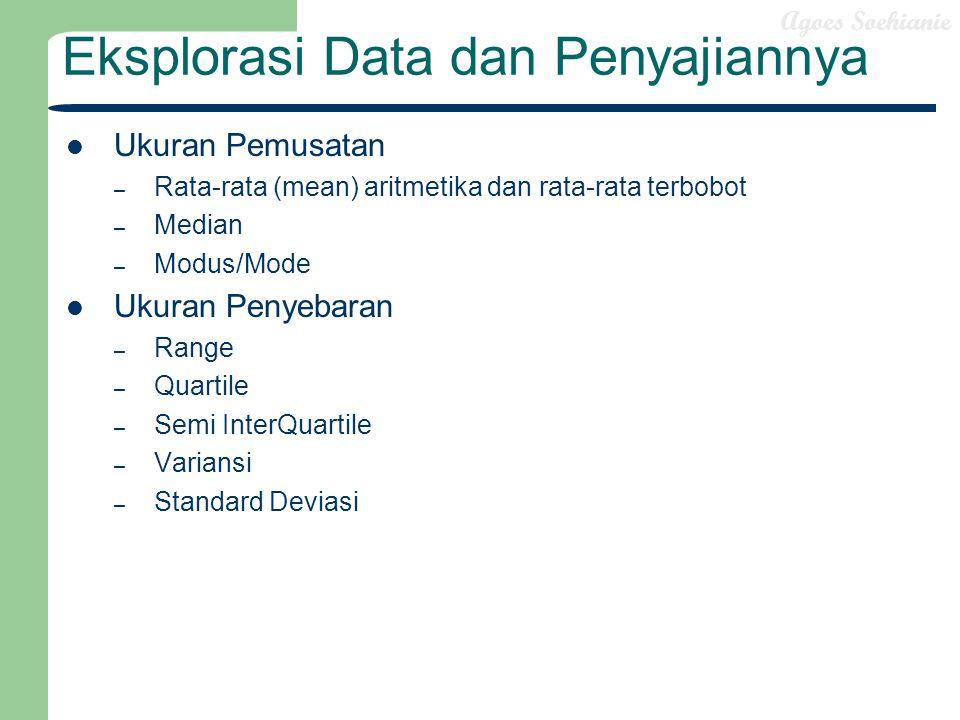 Eksplorasi Data dan Penyajiannya