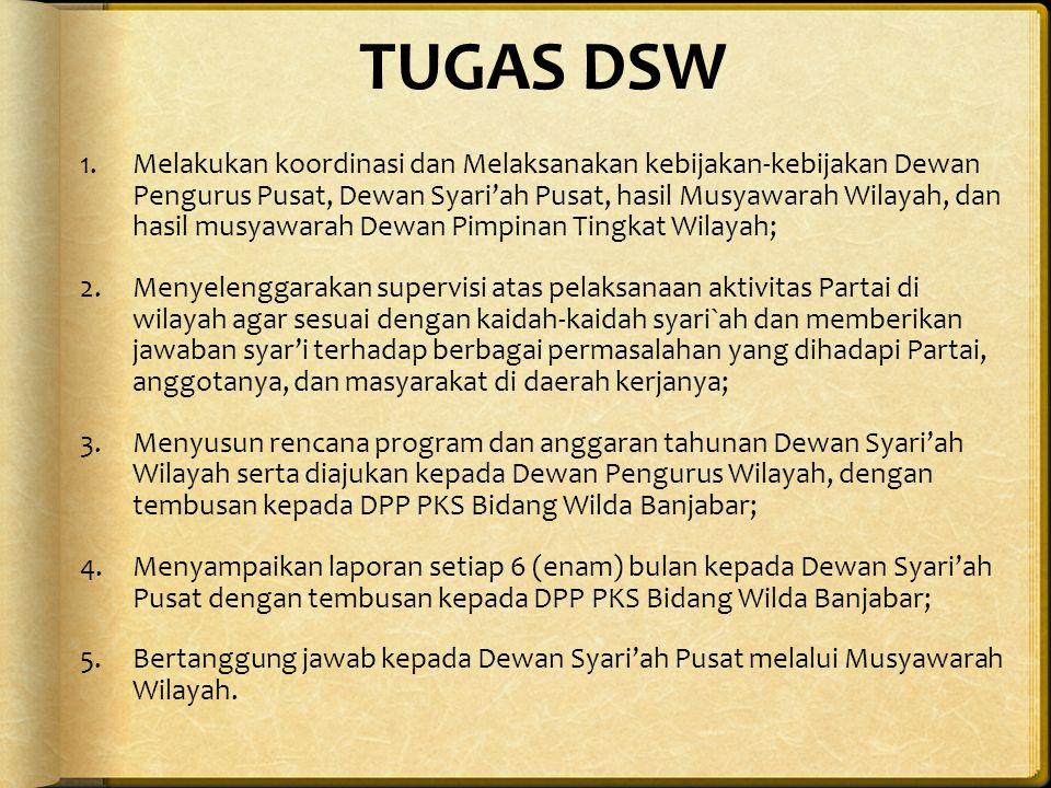 TUGAS DSW