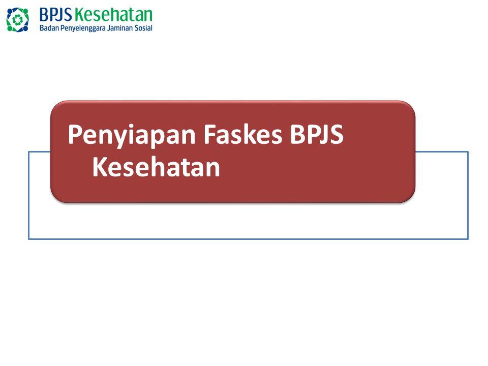 Penyiapan Faskes BPJS Kesehatan