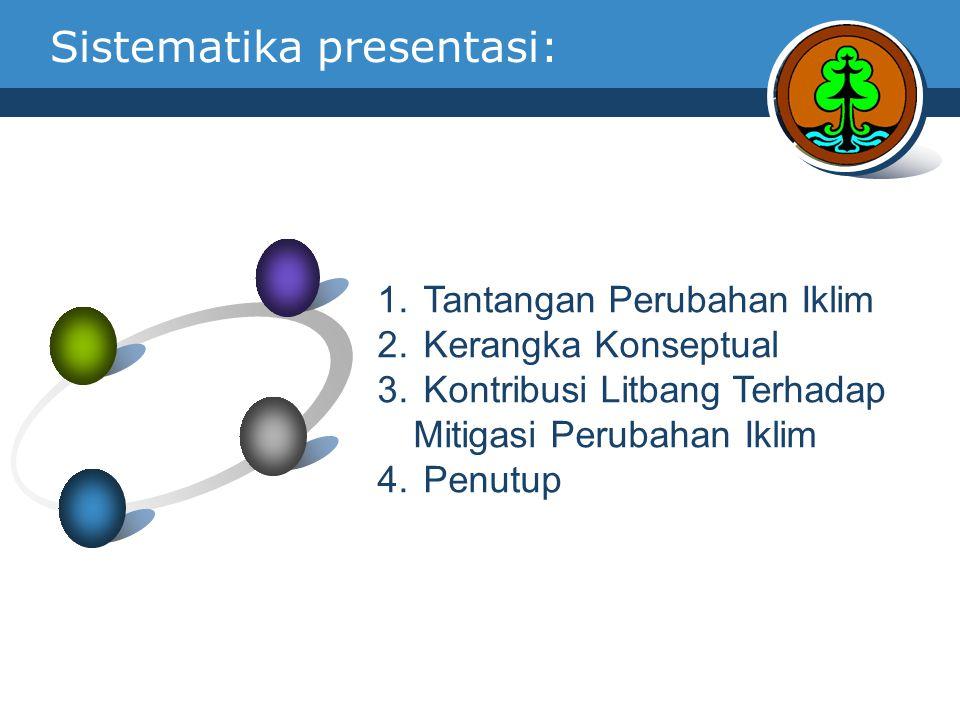 Sistematika presentasi: