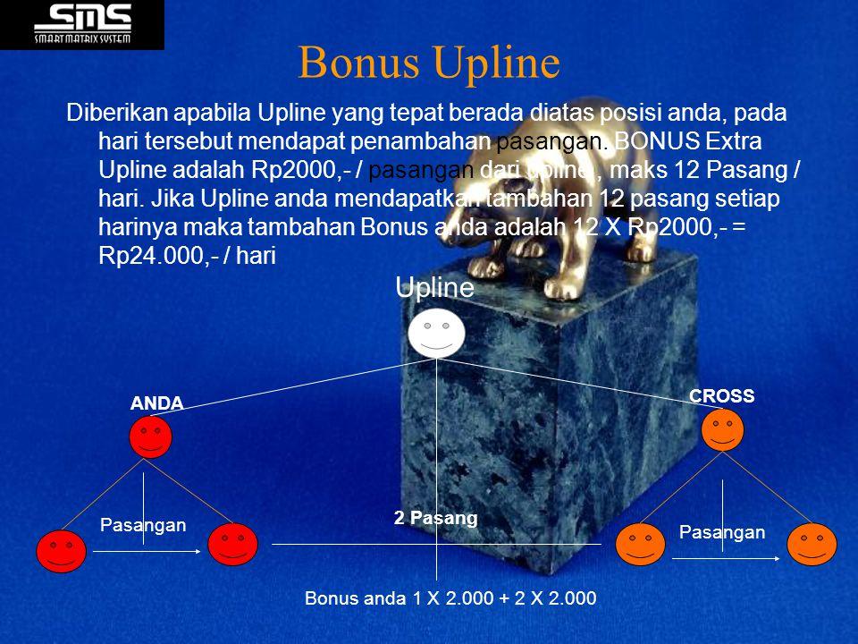 Bonus Upline