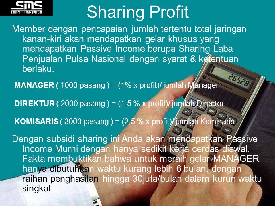 Sharing Profit