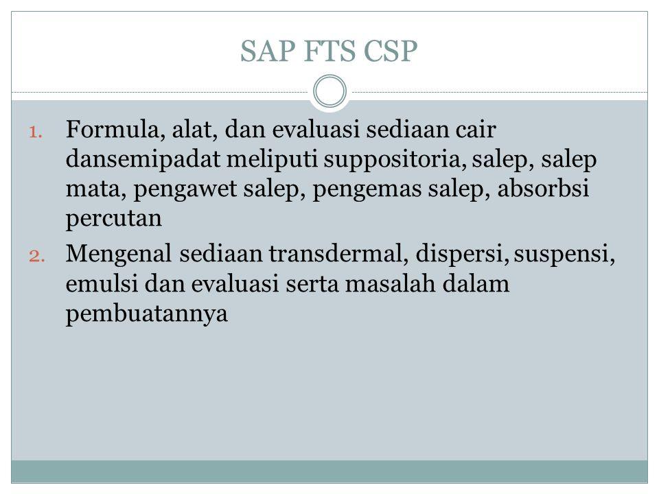 SAP FTS CSP