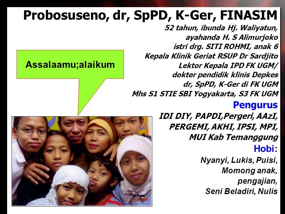 Probosuseno, dr, SpPD, K-Ger, FINASIM