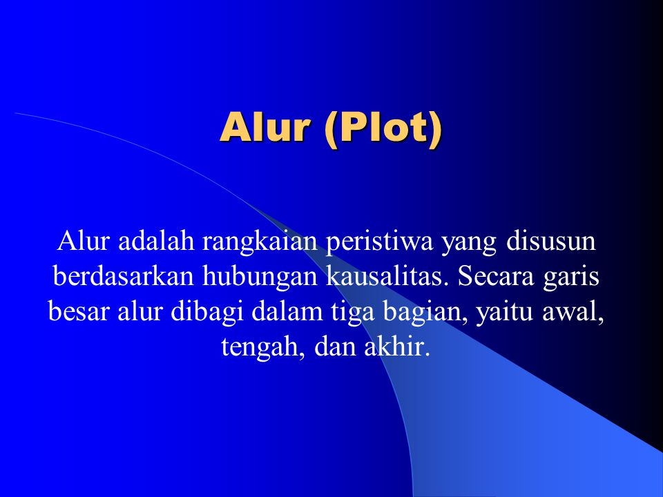 Alur (Plot)