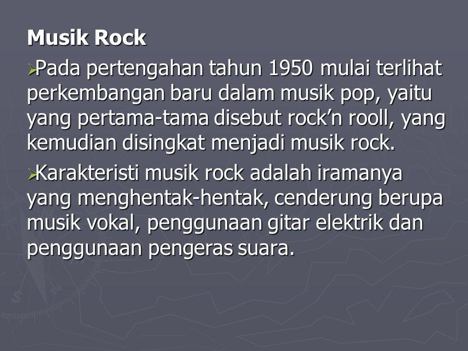 Musik Rock