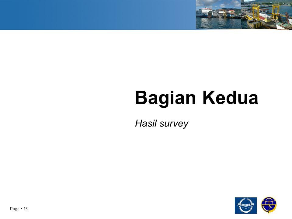 Bagian Kedua Hasil survey Page  13
