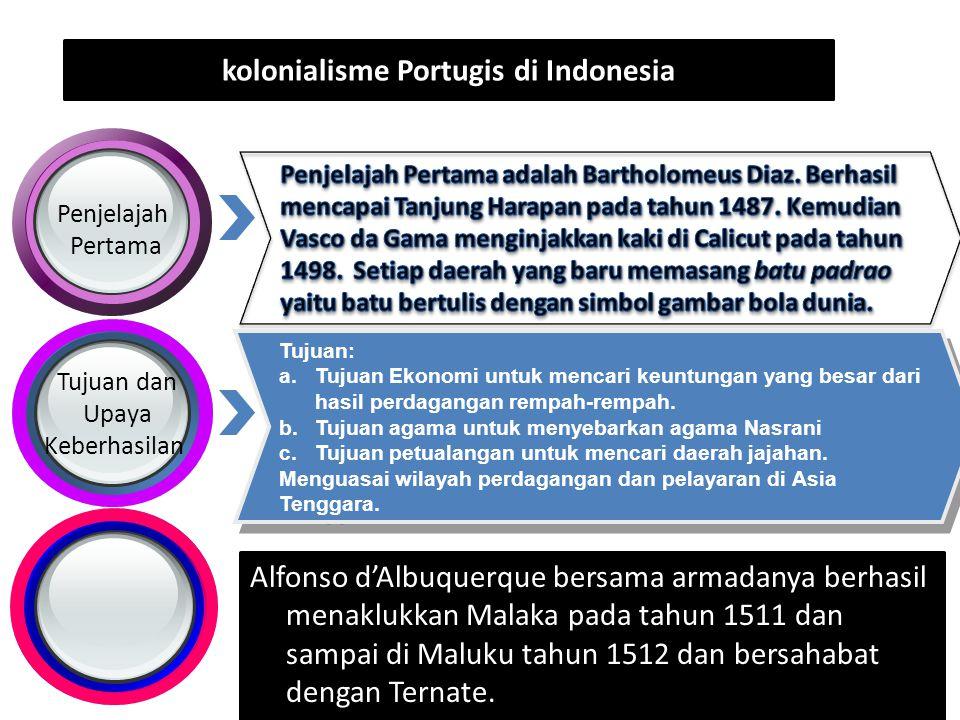 kolonialisme Portugis di Indonesia
