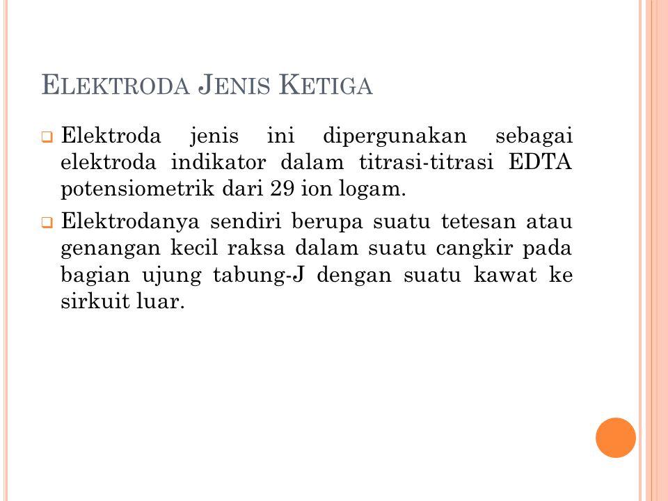 Elektroda Jenis Ketiga