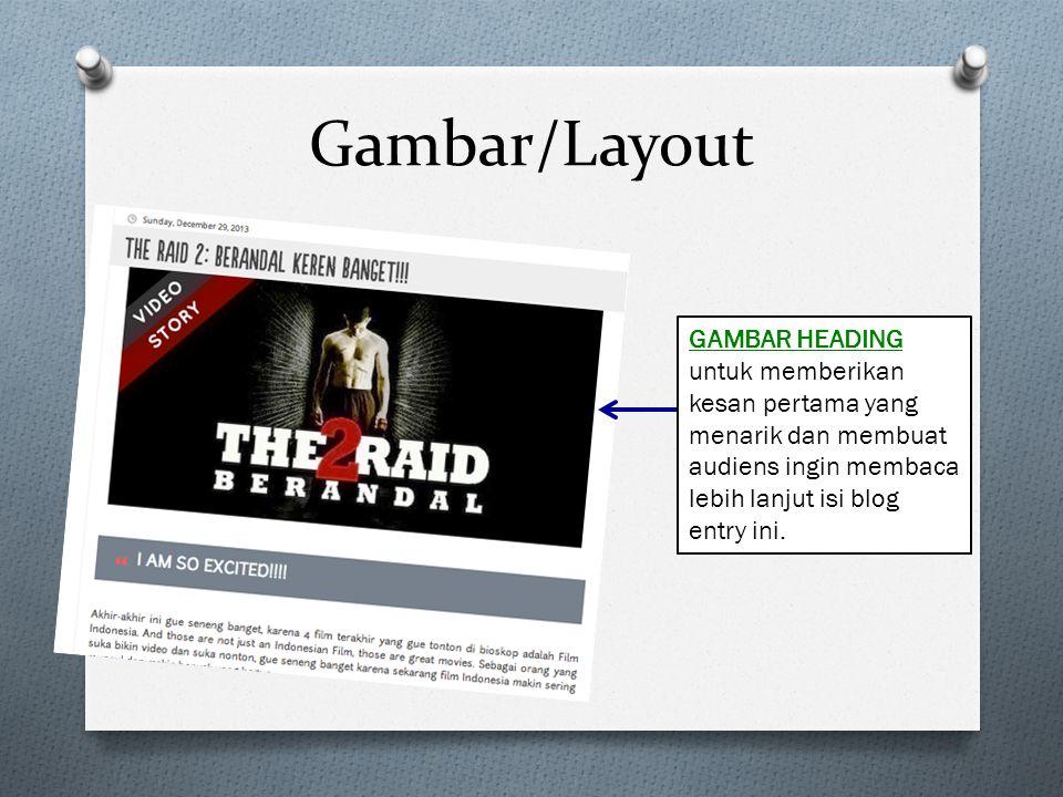 Gambar/Layout GAMBAR HEADING