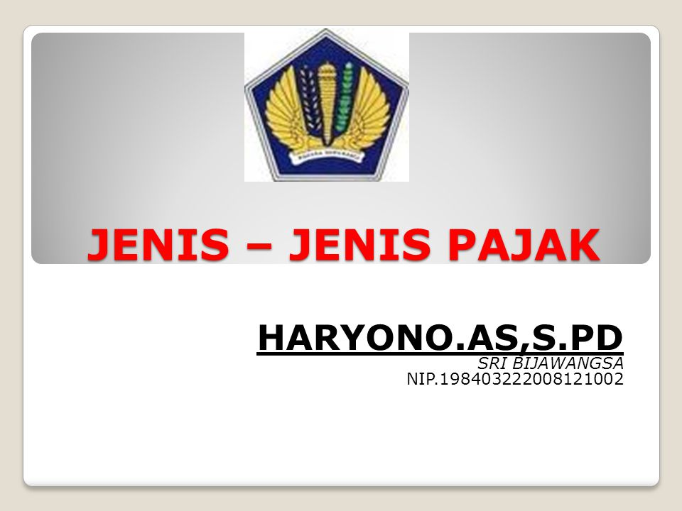 HARYONO.AS,S.PD SRI BIJAWANGSA NIP.198403222008121002
