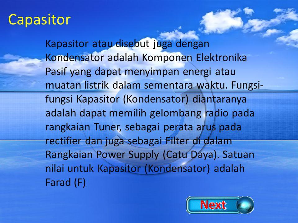 Capasitor