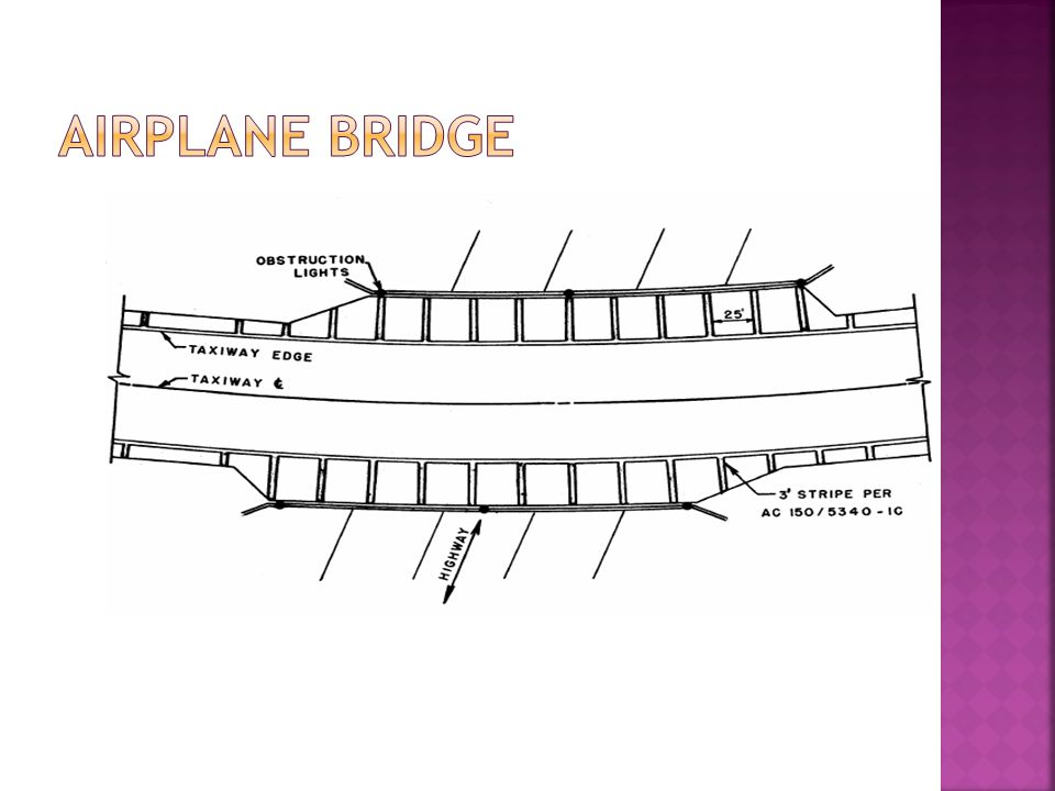 Airplane Bridge