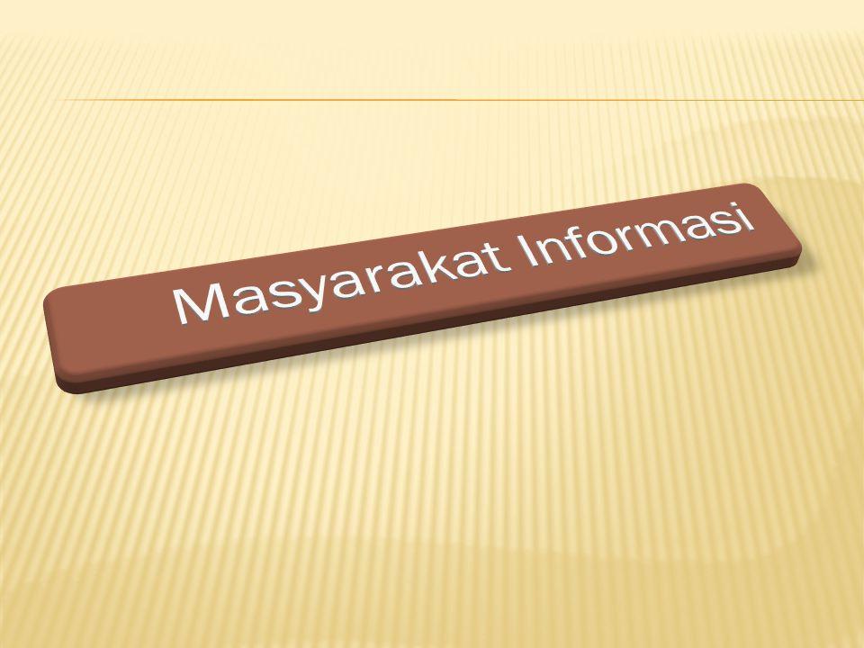 Masyarakat Informasi