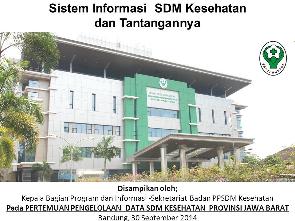 Sistem Informasi SDM Kesehatan dan Tantangannya