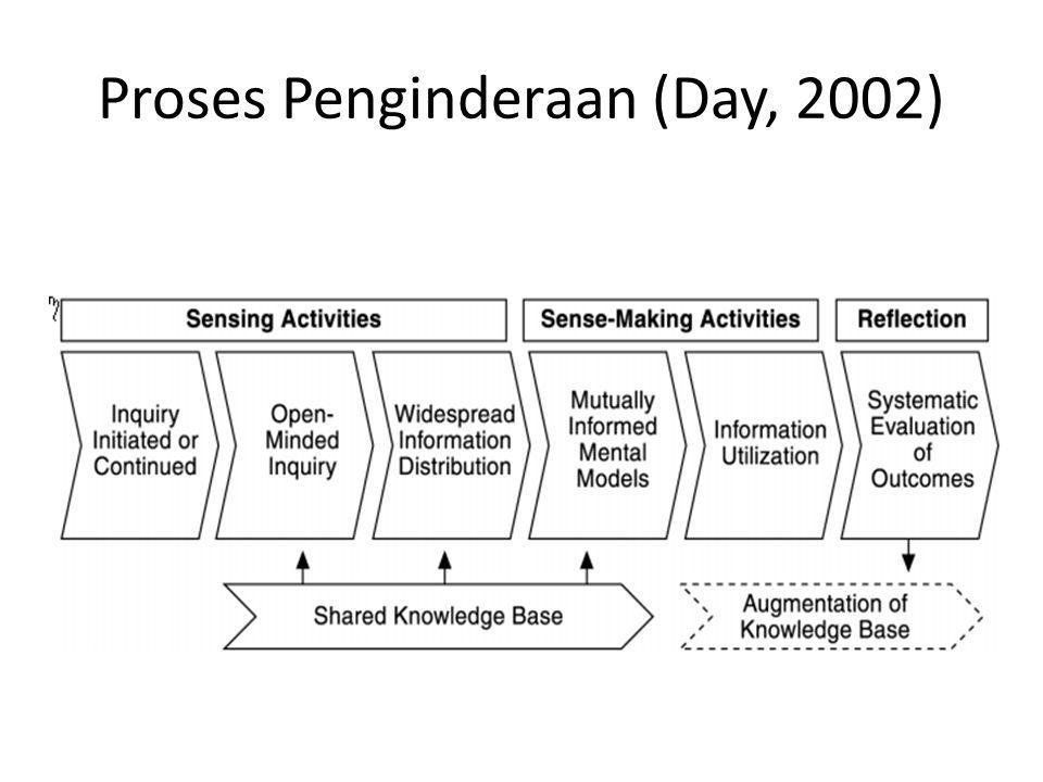 Proses Penginderaan (Day, 2002)