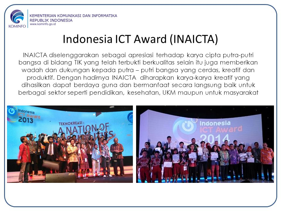 Indonesia ICT Award (INAICTA)