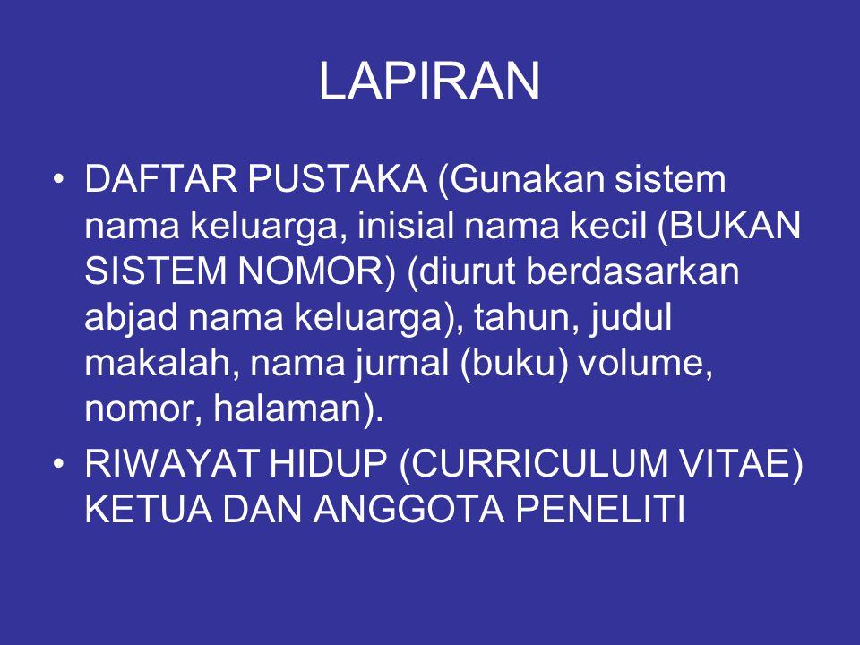 LAPIRAN
