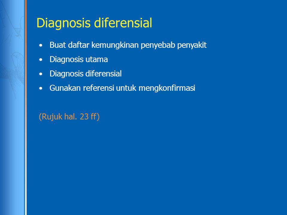 Diagnosis diferensial