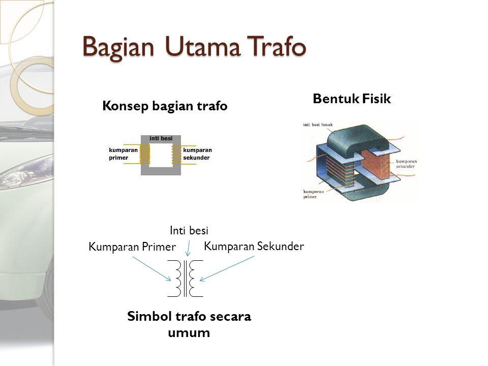 Simbol trafo secara umum