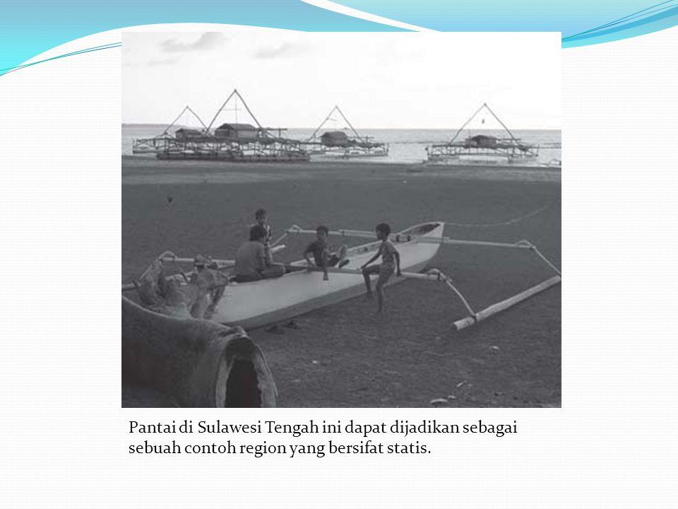 Pantai di Sulawesi Tengah ini dapat dijadikan sebagai