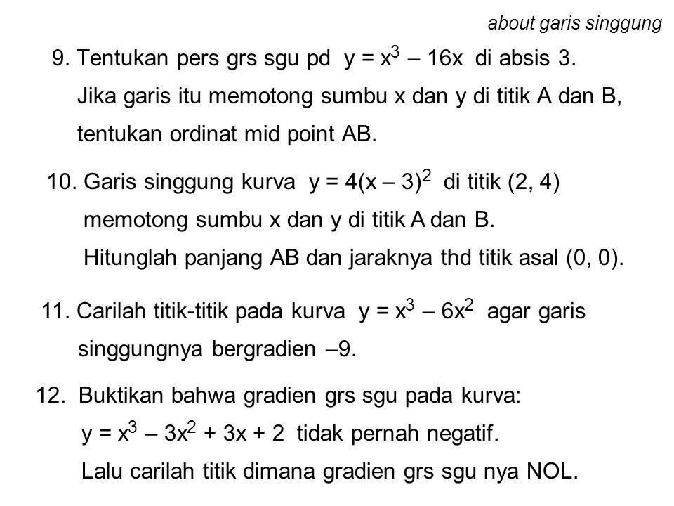 about garis singgung