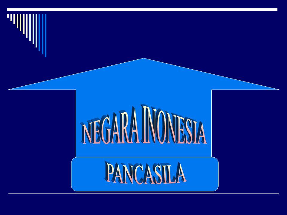 NEGARA INONESIA PANCASILA