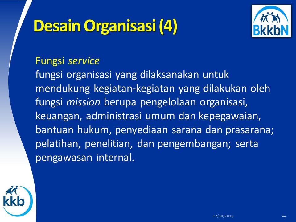 Desain Organisasi (4)