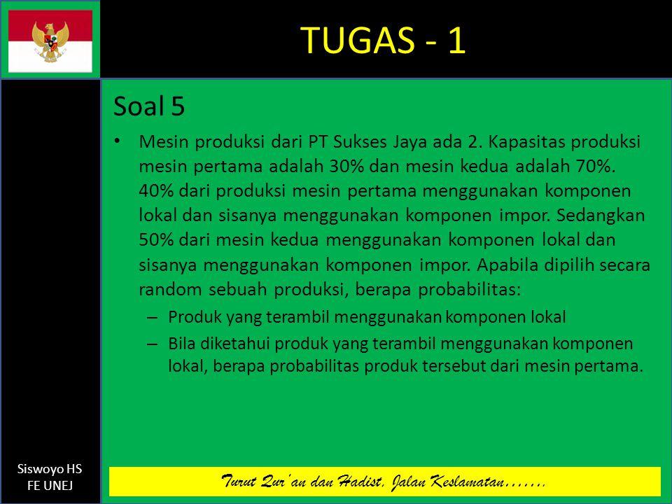 TUGAS - 1 Soal 5.