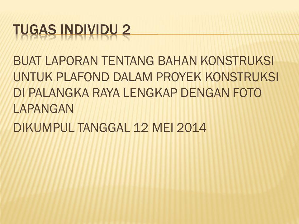 TUGAS INDIVIDU 2