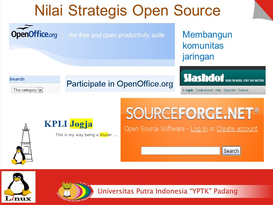 Nilai Strategis Open Source