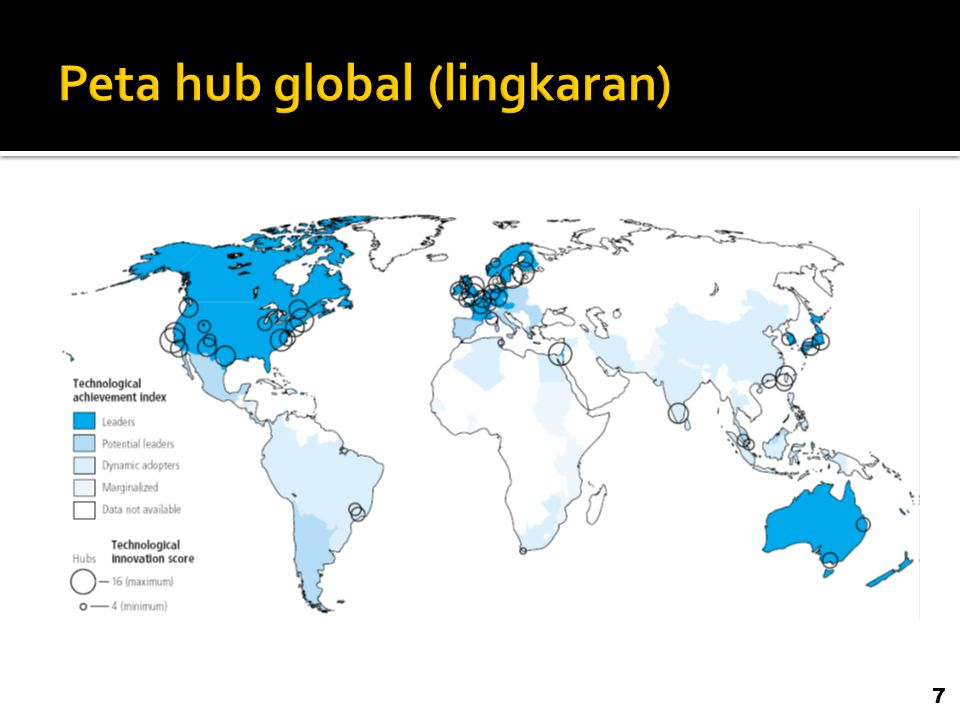 Peta hub global (lingkaran)