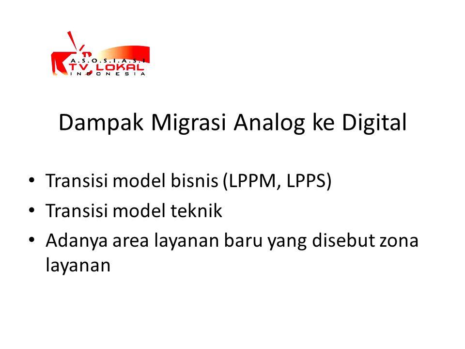 Dampak Migrasi Analog ke Digital