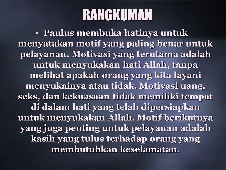 RANGKUMAN