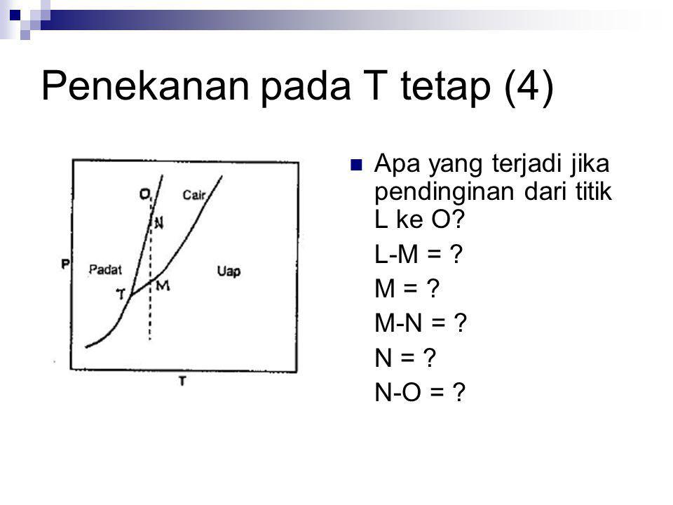 Penekanan pada T tetap (4)
