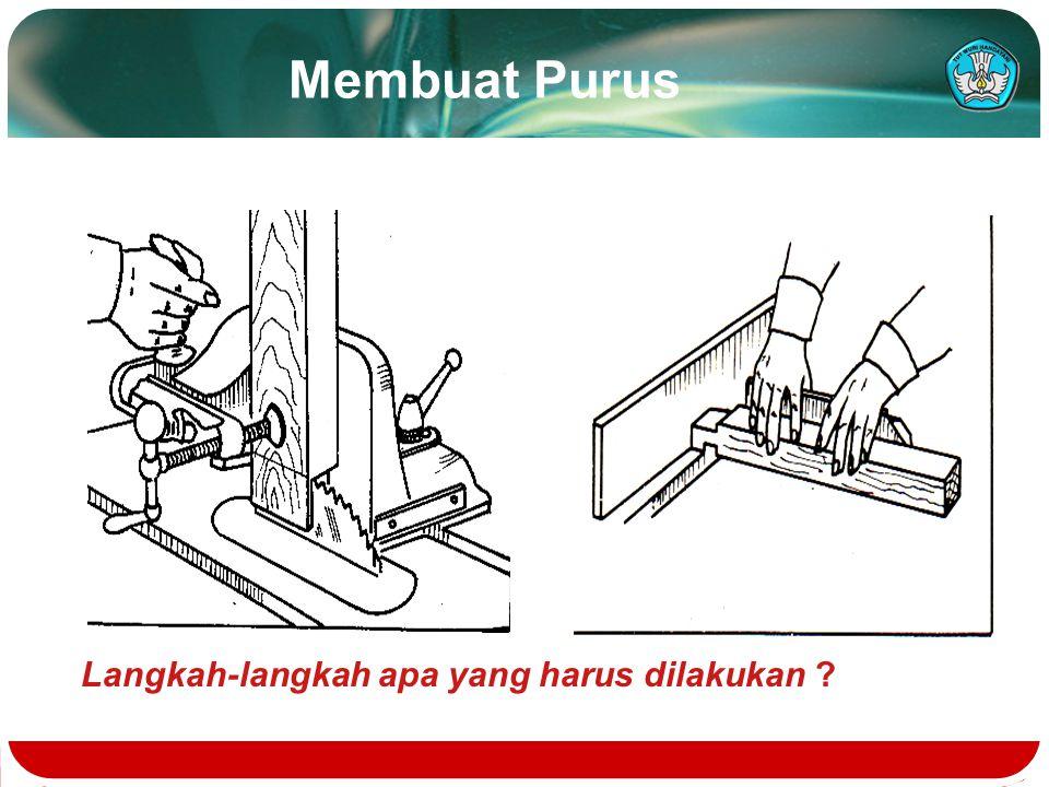 Membuat Purus Langkah-langkah apa yang harus dilakukan