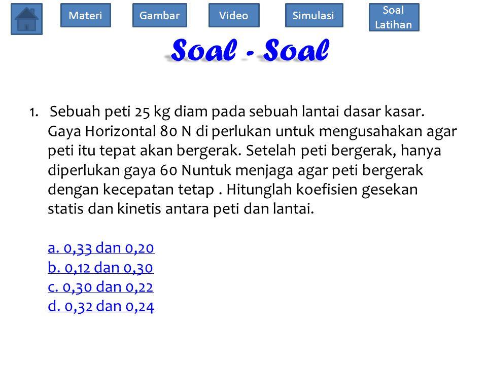 Soal - Soal