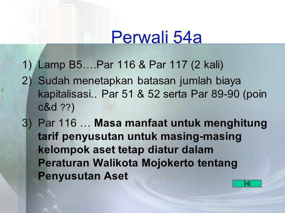 Perwali 54a Lamp B5….Par 116 & Par 117 (2 kali)