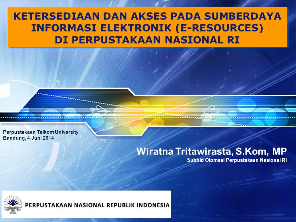 Wiratna Tritawirasta, S.Kom, MP