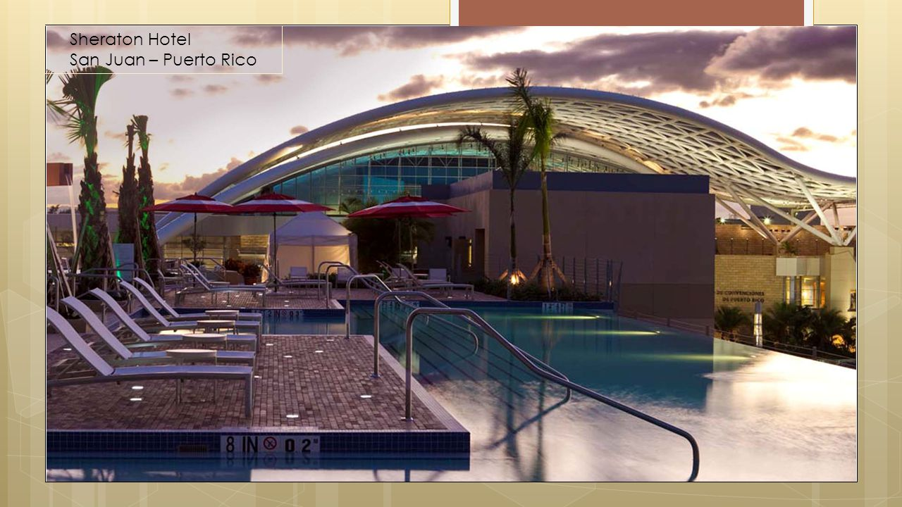 Sheraton Hotel San Juan – Puerto Rico Projects|Proyek