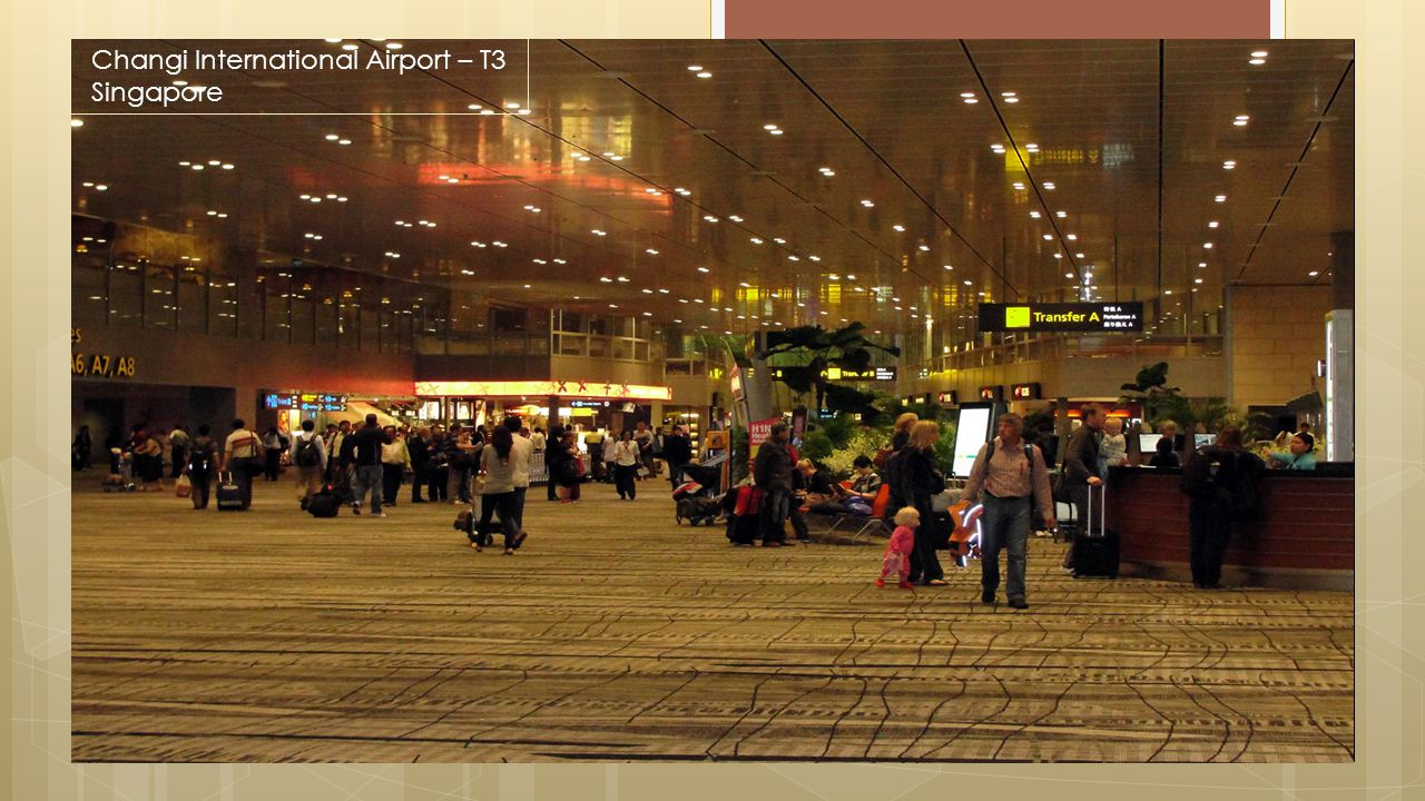 Changi International Airport – T3