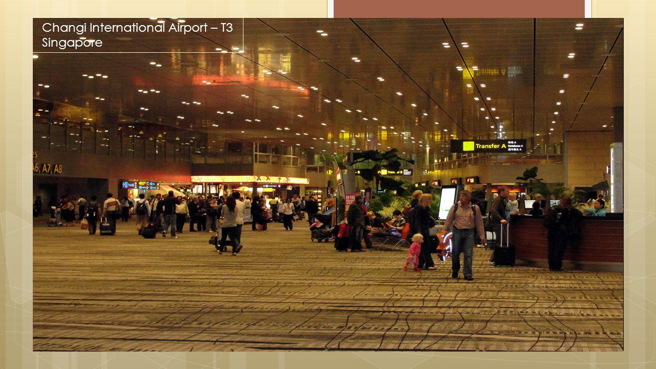 Changi International Airport – T3