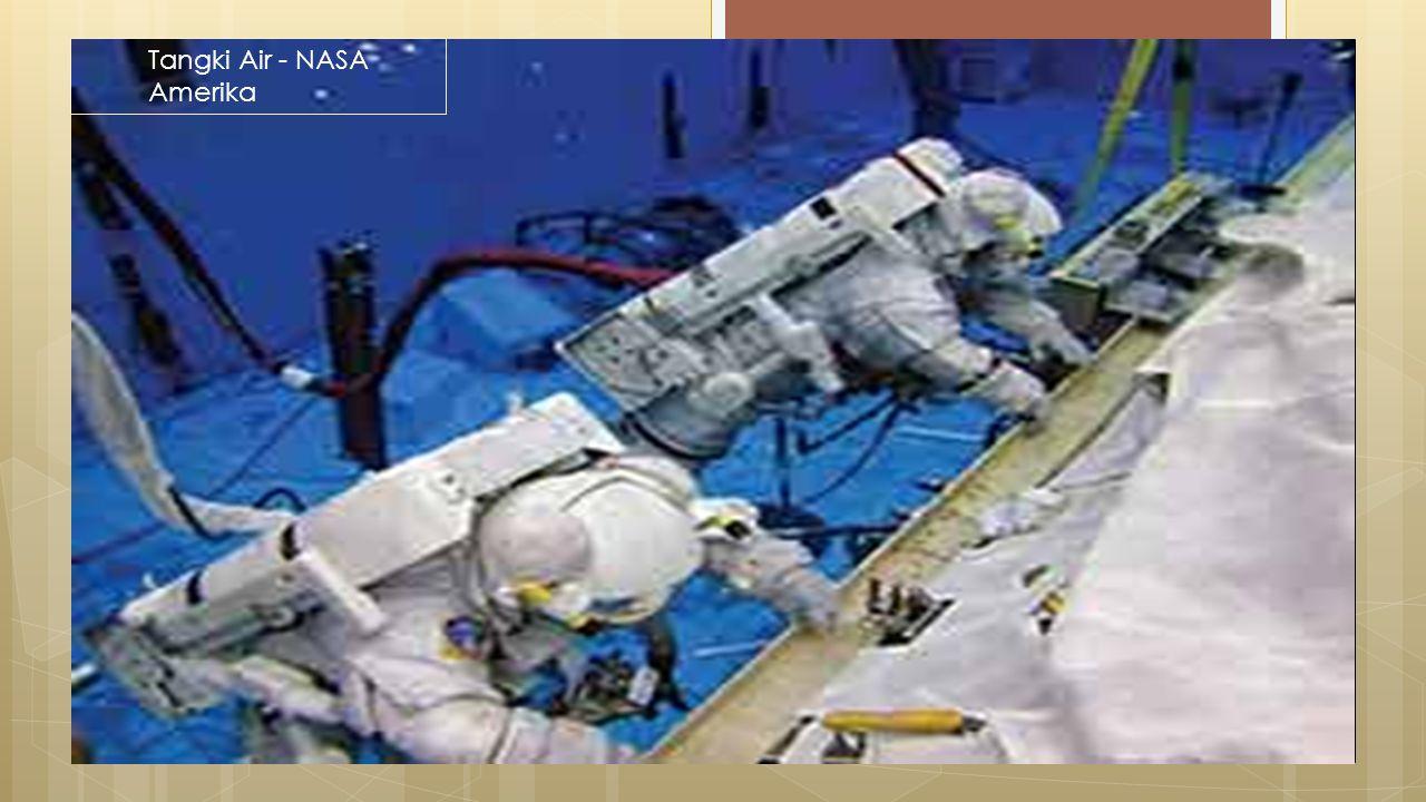 Tangki Air - NASA Amerika Projects|Proyek