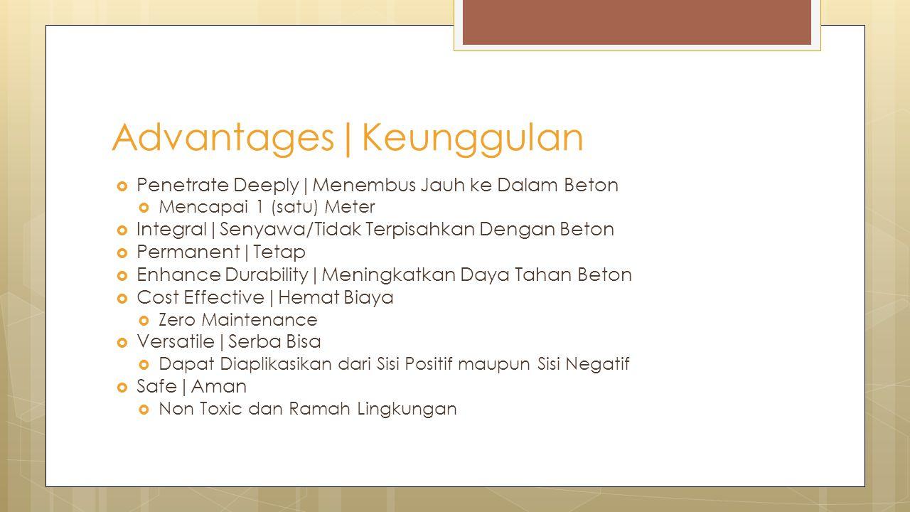 Advantages|Keunggulan