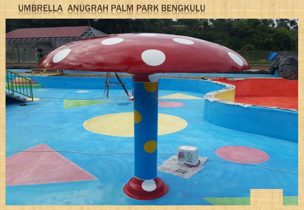 Umbrella anugrah palm park bengkulu