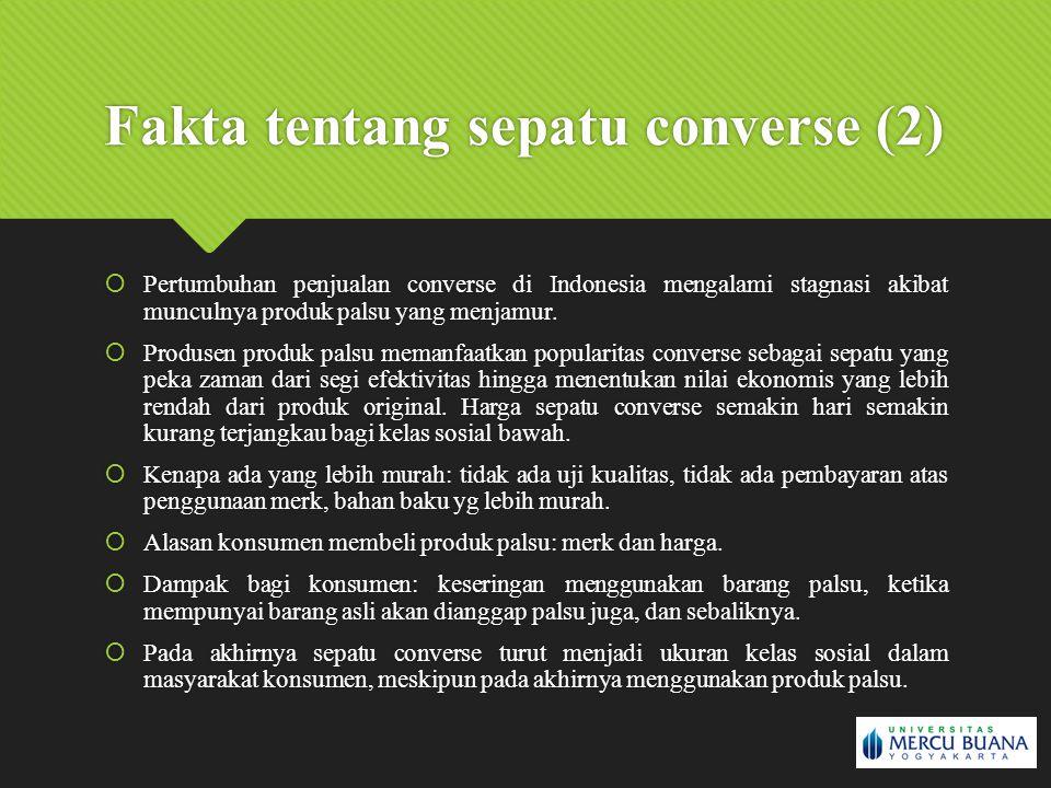 Fakta tentang sepatu converse (2)