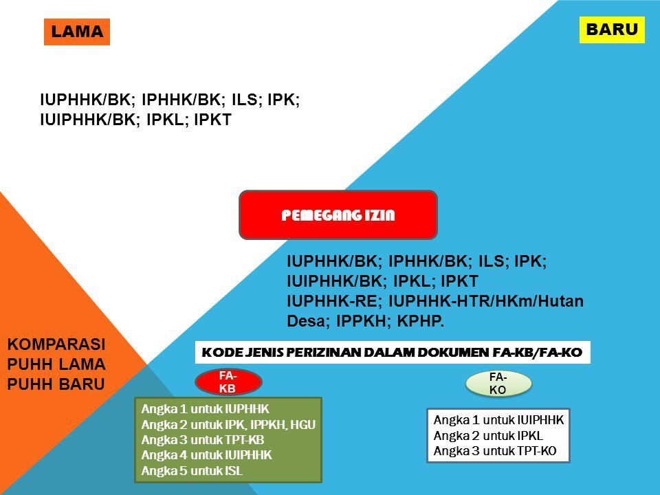 IUPHHK/BK; IPHHK/BK; ILS; IPK; IUIPHHK/BK; IPKL; IPKT